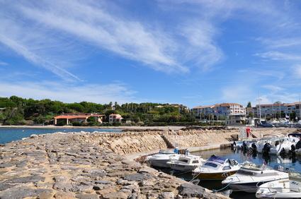 Port de la Coudoulière, Six fours les Plages, Var